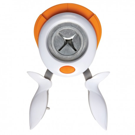 Arrondisseur d'angle Squeeze Punch 3-en-1 Fiskars
