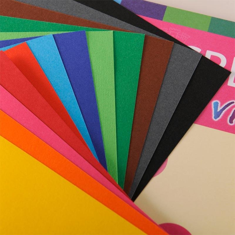 assortiment canson 12 feuilles a4 150 g m couleurs vives. Black Bedroom Furniture Sets. Home Design Ideas