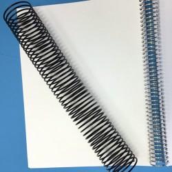 Spirales métaliques Coil 14 mm pour perforelieur Coil