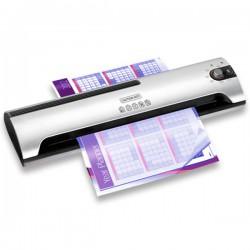 Plastifieuse Essentielle A2 + 100 pochettes A4 60 microns