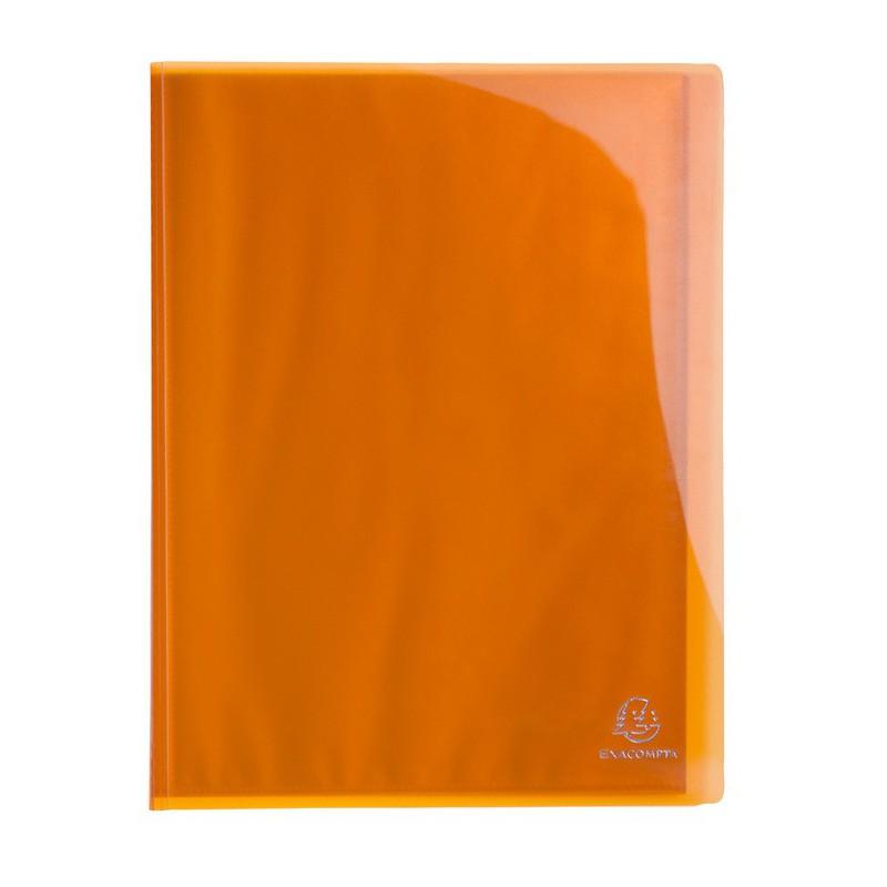 Porte vues exacompta 80 vues gamme iderama 10 couleurs for Porte vues couverture personnalisable