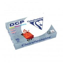 500 feuilles de papier blanc A3 DCP 100 gr/m² de Clairefontaine
