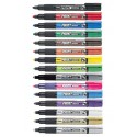 Marqueur Peinture brillante Pentel - pointe ogive 2 mm -15 couleurs au choix