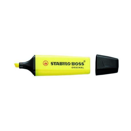 Surligneur STABILO BOSS Original - tracé 2-5 mm - 14 coloris au choix