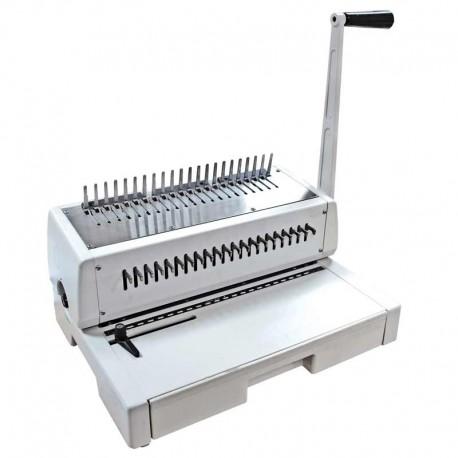 CombBind 100 A21 - Relieur de document plastique + Kit de reliure