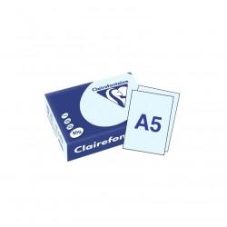 500 feuilles de papier A5 Trophée Clairefontaine - 80 gr/m² - 4 couleurs au choix