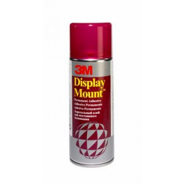 Colle en spray 3M Display Mount 400 ml - adhésif permanent