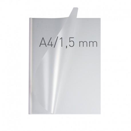 Chemises par serrage Easy Cover 1,5 mm Blanche