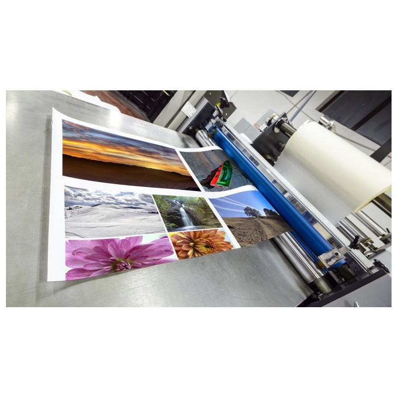 pochettes plastification claires imperm/éables /épaisses 2mic Film de plastification en rouleau Film sp/écial en rouleaux pour machine /à plastifier /électrique double face longueur de film 200m