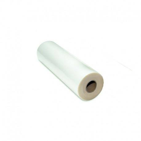 1 rouleau de film à chaud - mandrin 25 mm - 320mm*75m - Brillant - 75 microns