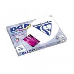 250 feuilles de papier blanc A4 DCP 200 gr/m² de Clairefontaine