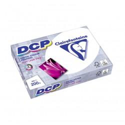 250 feuilles de papier blanc A3 DCP 200 gr/m² de Clairefontaine