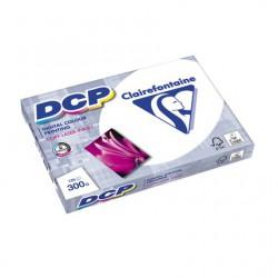125 feuilles de papier blanc A3 DCP 300 gr/m² de Clairefontaine