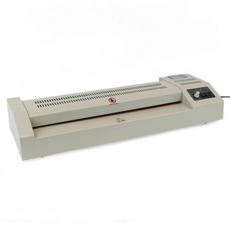 Plastifieuse Pro LM-430 A2 : plastifie jusqu'à 50 cm à la minute