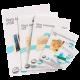 Pochettes à plastifier A5 80 microns Adhésives sur une face