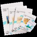 100 Pochettes plastification A2 80 microns brillantes