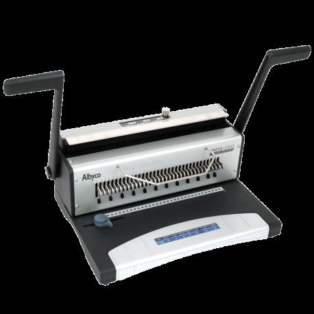 WireBind 33 - Ce Relieur de document métal bénéficie d'une garantie de 5 ans