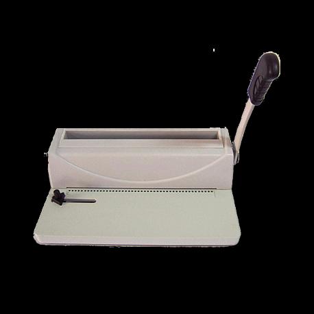 Perforelieur pour reliure spirale Coil - Coilbind 49 Mini + Pince offerte