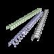 Reliure anneau métal A5, diamètre 6,4 mm pour relier les dossiers format A5