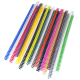 Spirales plastiques Coil 16 mm pour perforelieur spirale