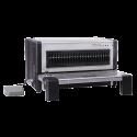 D600 - Perforateur électrique multi-reliures + 1 peigne gratuit