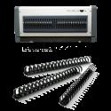 Bloc de perforation pour D600, 21 Trous rectang. Rel. plastique