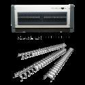 Bloc de perforation pour D600, 34 Trous carrés. Rel. métal