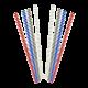 Spirales métaliques Coil 6 mm 49 boucles - Pas 4:1 pour perforelieur Coil