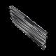 100 Spirales métal Coil 12 mm - Pas de perforation 5:1 - 59 boucles