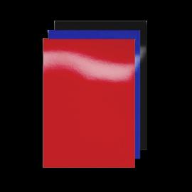 100 Couverture de reliure Chromolux A4
