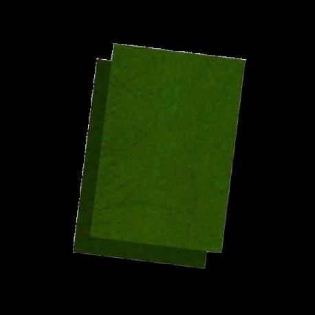 50 Dos de Couverture 900g Grain cuir A4 - Vert foncé