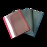 30 Couvertures thermiques 3,0 mm Grain cuir - 3 couleurs