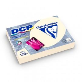 250 feuilles de papier blanc A4 DCP 120 gr/m² de Clairefontaine