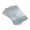 100 Plats couverture PVC 240 microns brillants