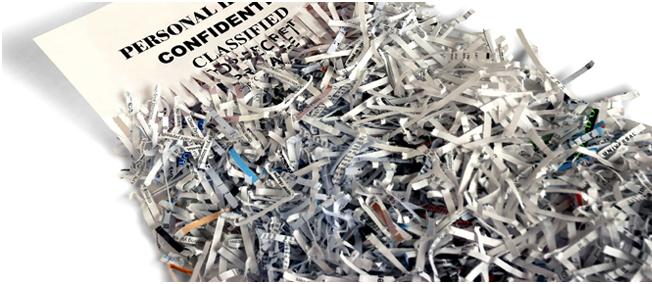 niveau de sécurité DIN 66399 des destructeurs de documents