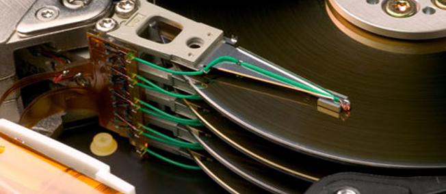destruction de donnée confidentielles sur disque dur